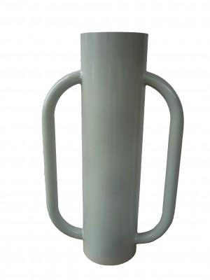 Stahl-Pfahlramme